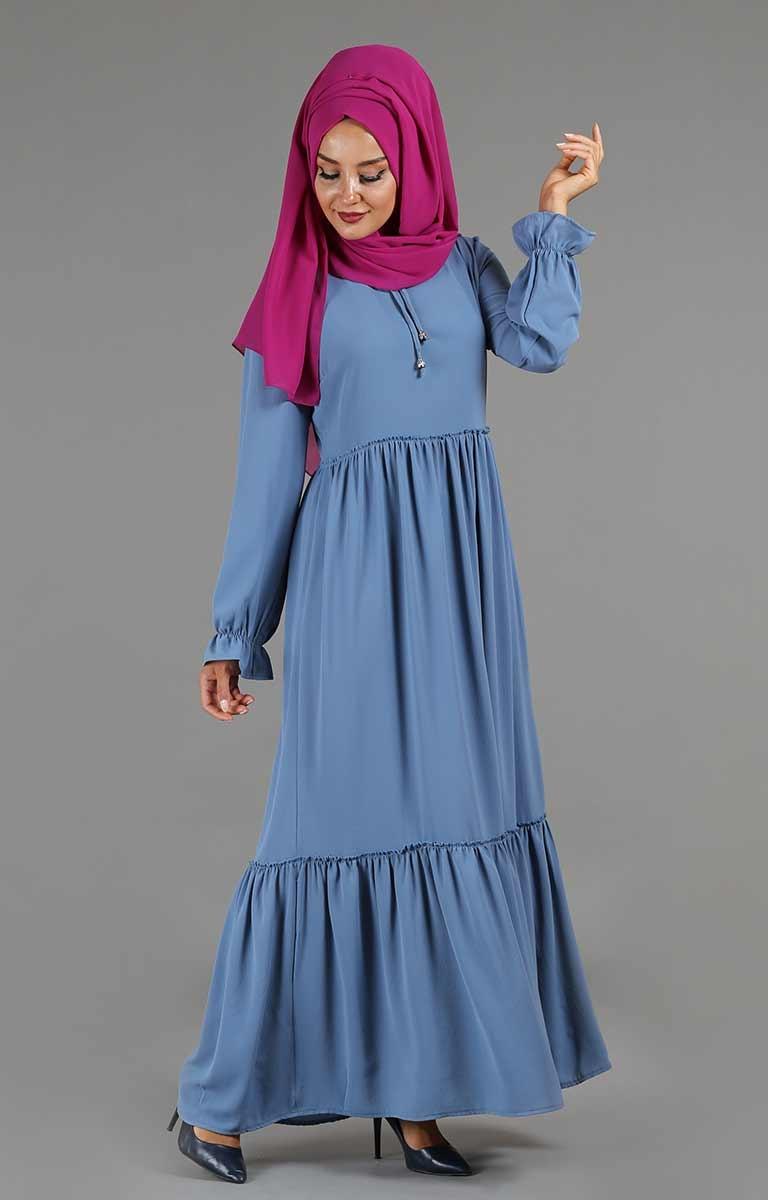 bd89704a3fb95 Uzun Elbise Modelleri İle Nasıl Tarz Yapılır ?